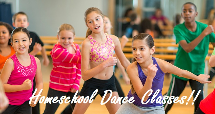 Homeschool Dance Program