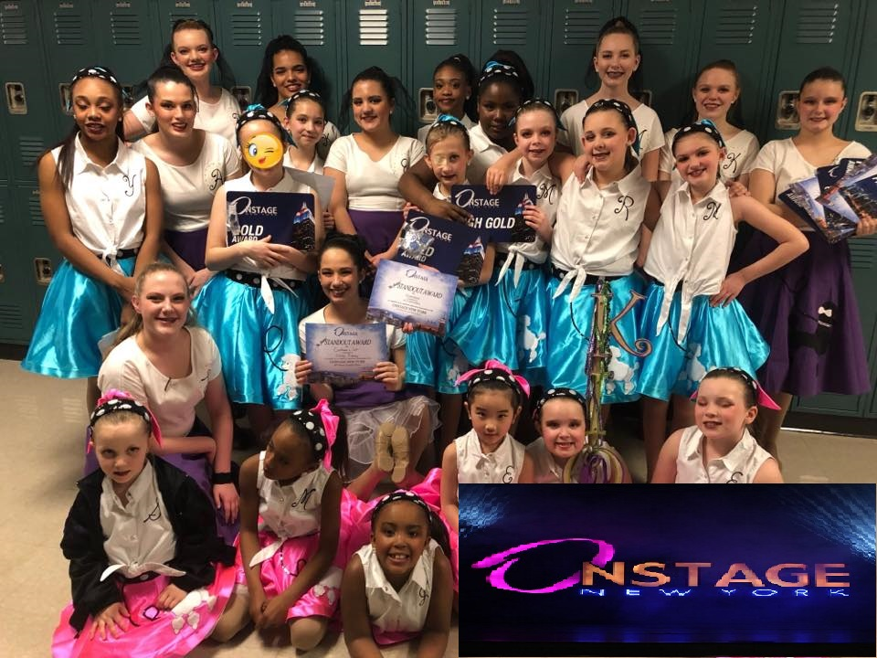 Congrats to our Competitive team!! OnStage New York