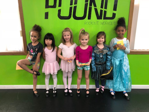 Classes for everyone - Ages 2 thru Adult!