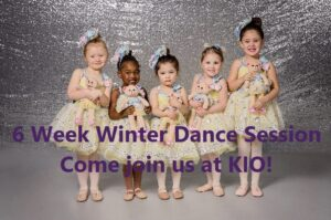 Six week Dance Course Winter Session