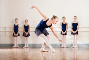 Seven week Spring Dance Course Session