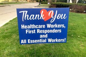 Special discount for Healthcare Workers, First Responders, and All Essential Workers!