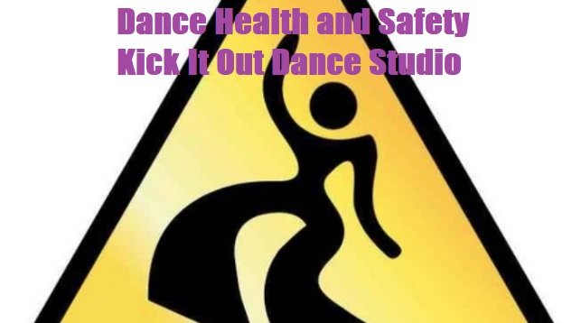 Health and Safety measures at Kick It Out Dance Studio!!